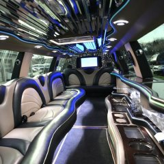 Larry Weininger with  About Time Limousine